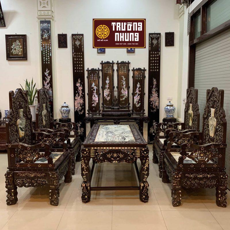 bộ - ghế - vách - đại - khảm - ốc - xà - cừ - bàn - ghế - vách - đẹp - bàn - ghế - gỗ - loại - đại - bàn - ghế - công - tử - bàn - ghế - cổ - đồ - gỗ - đẹp - ĐỒ - GỖ - CỔ - XƯA - TRƯỜNG - NHUNG