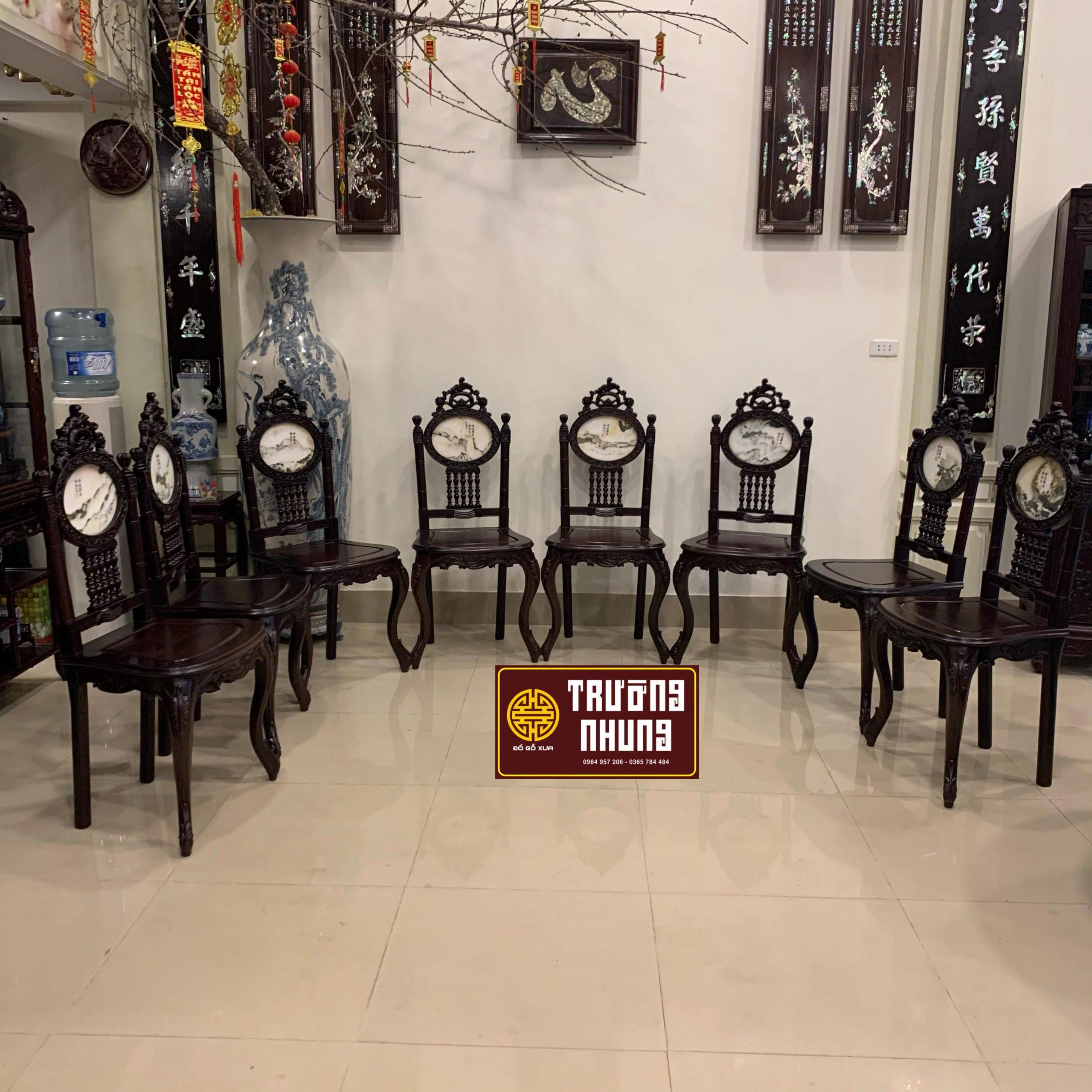 bộ - ghê - ăn - louis - đẹp - lối - cổ - xưa - bộ - bàn - ghế - kiểu - pháp - cổ - ĐỒ - GỖ - CỔ - XƯA - TRƯỜNG - NHUNG