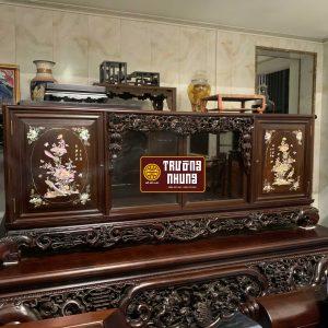 tủ - chè - cánh - bằng - khảm - ốc - tủ - chè - đẹp - cổ - xưa - đẹp nhất - ĐỒ - GỖ - CỔ - XƯA - TRƯỜNG - NHUNG